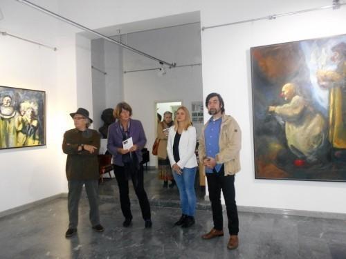 Изложба слика Јелене Цветковић
