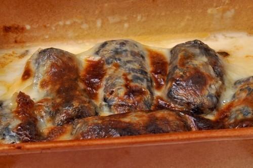 Stari recepti iz Niša:  Jagnjeća sarma u maramici