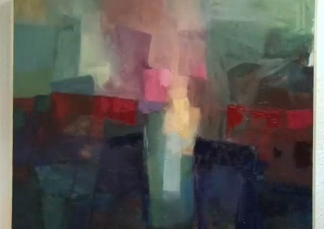 Отворена изложба слика Јелене Цветковић