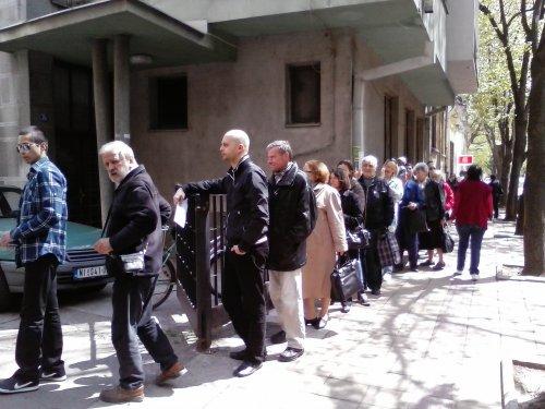 Ред за плаћање рачуна, Фото: Јужна Србија Инфо
