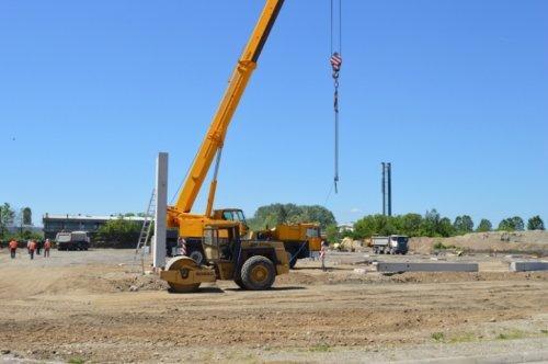 Jura počela da gradi novi pogon u Leskovcu
