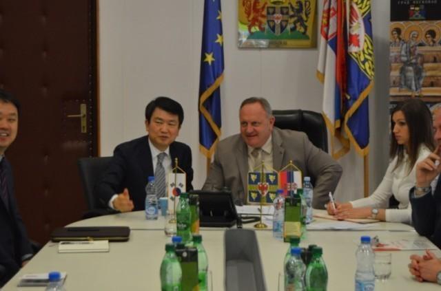 """Otvaranje četvrte fabrike """"Jura"""" Leskovcu?!"""