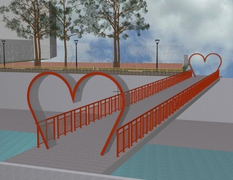 """И у Лесковцу """"катанци љубави"""" на обновљеним мостовима"""
