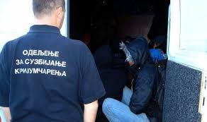 Спречено кријумчарење људи у Нишу