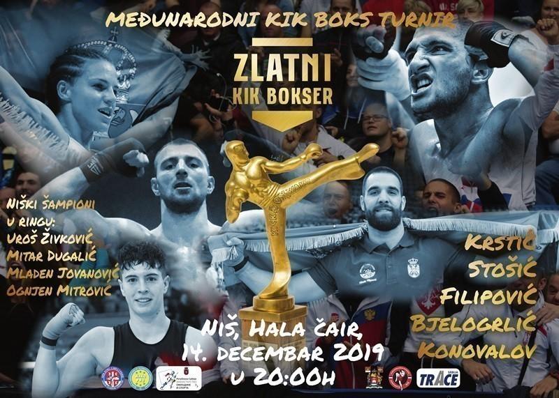 Спектакл на Чаиру: Златни кик боксер у Нишу