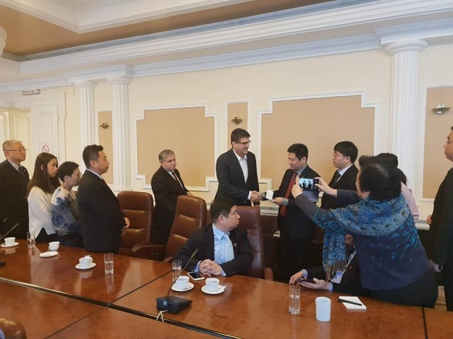 Kineska državno–privredna delegacija posetila Niš