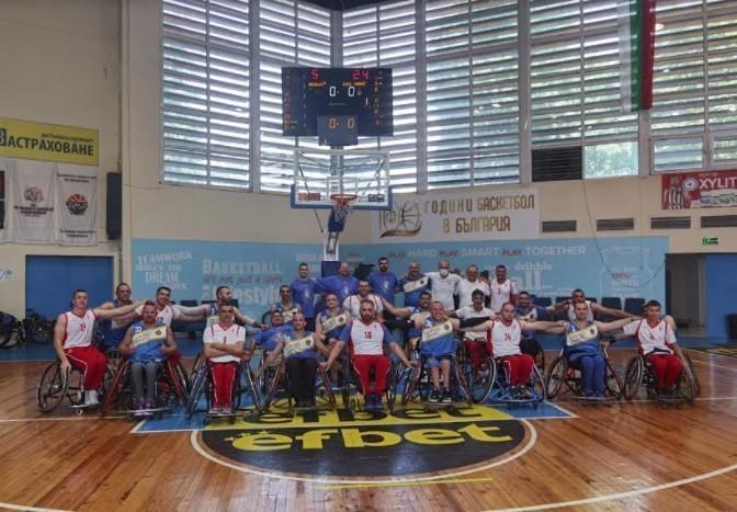 Велики успех нишких кошаркаша у колицима у Софији
