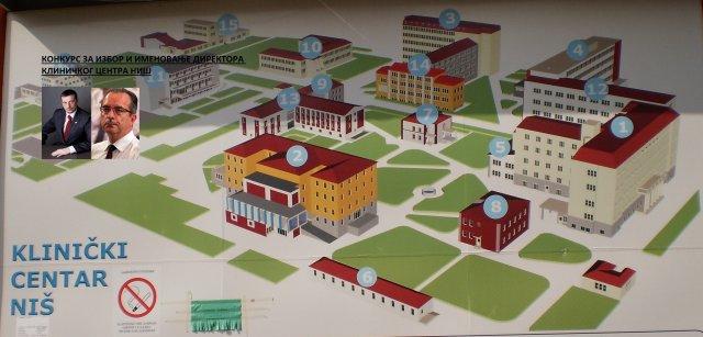 Ко ће бити директор Клиничког центра у Нишу?