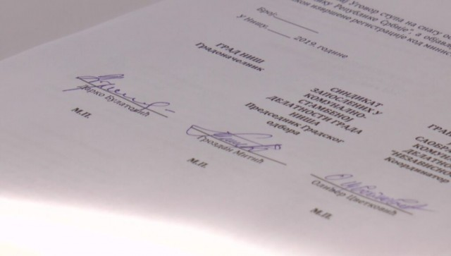 Kolektivni ugovor radi boljih uslova rada zaposlenih u komunalnom sektoru