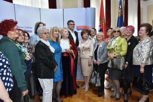 Свесрпски Сабор кола српских сестара одржан у Нишу