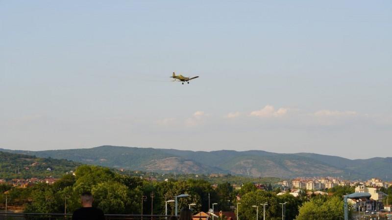 Друга акција уништавања комараца и крпеља у Нишу