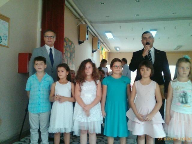 Подршка и честитке првацима општине Медијана