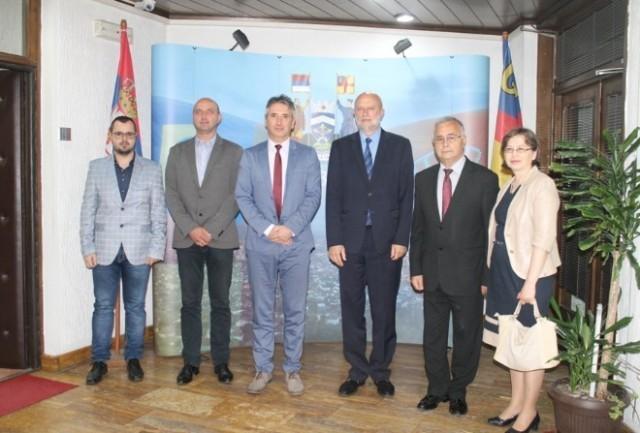 Vranje: Prijem za generalnog konzula Bugarske