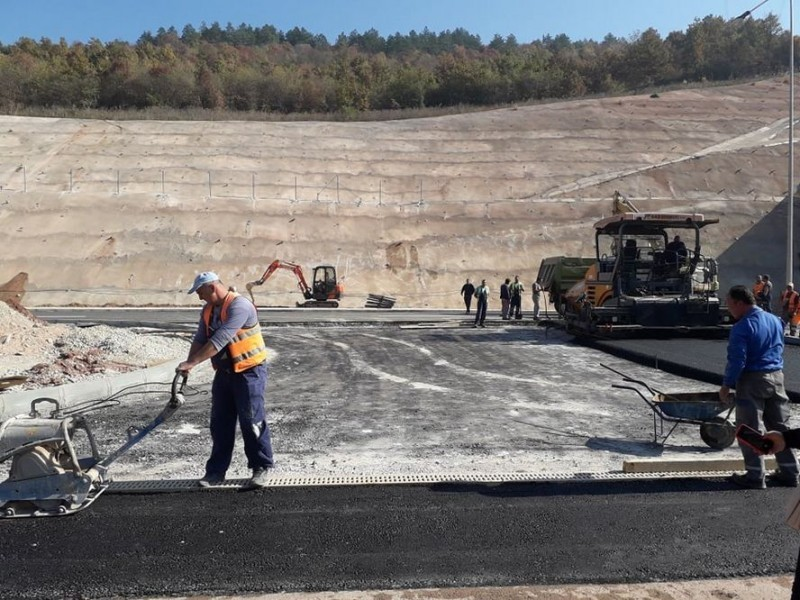 Poslednji sloj asfalta: Istočni krak Koridora 10 ka Bugarskoj biće otvoren 9. novembra