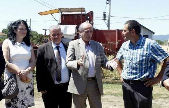 Кркобабабић у Прокупљу завршио посете окрузима