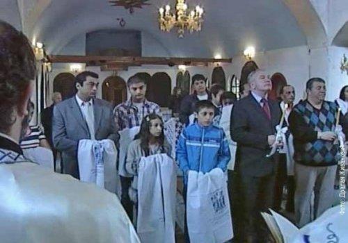 Krštenje Roma, Foto arhiva: www.rts.rs