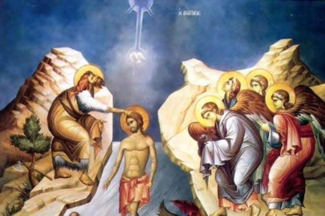 Danas je zimski Krstovdan, najava Bogojavljenja