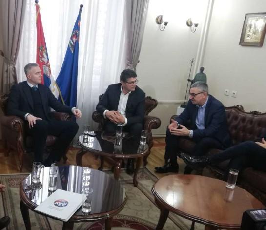 """Potpisan ugovor, peti po redu, o održavanju """"Kupa Radivoj Korać"""" u Nišu"""