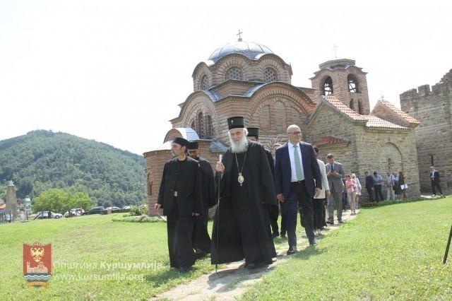Obnova prvih zadužbina Stefana Nemanje u Kuršumliji prioritet Ministarstva kulture