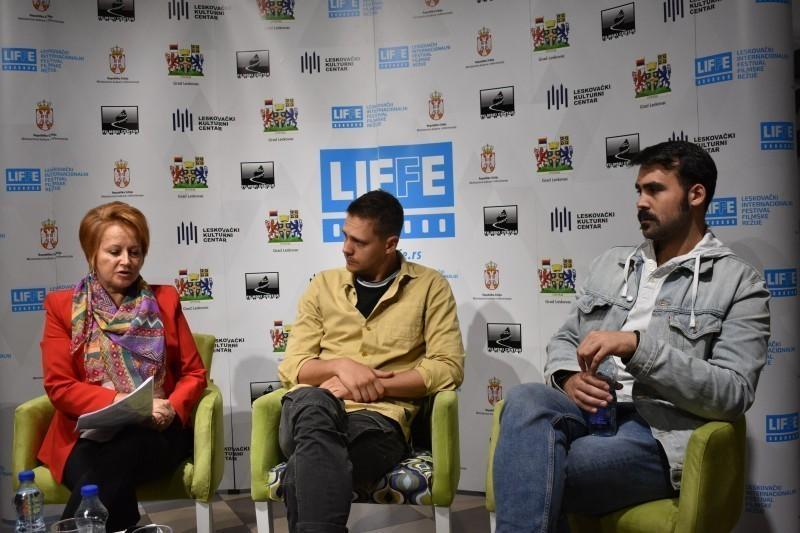 Биковић на ЛИФФЕ фестивалу: Овде сам осетио потребу публике за квалитетним садржајем