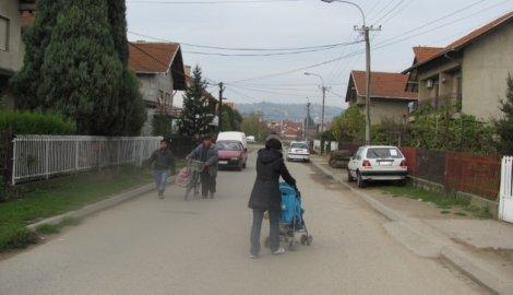 Bahati vozači često upadaju u dvorišta
