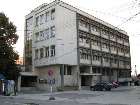 Nekadašnji Dom vojske Srbije od jeseni koledž