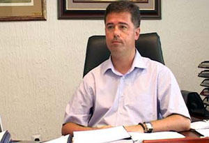 Aleksandar Mitić; arhivska fotografija