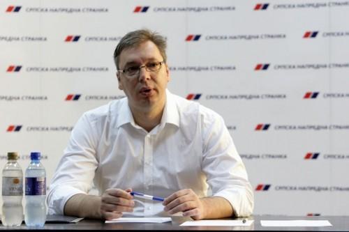 Vučić u Medveđi 10. septembra