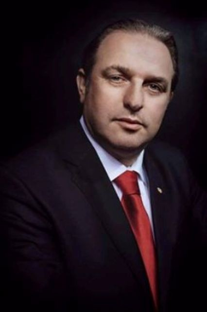 Srđan Aleksić na fotografiji koja je stigla kod Ivana Ivanovića