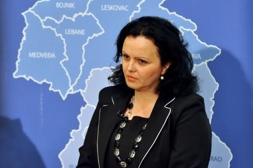 Zamenica gradonačelnika Vranja podnela ostavku i vratila partijsku knjižicu