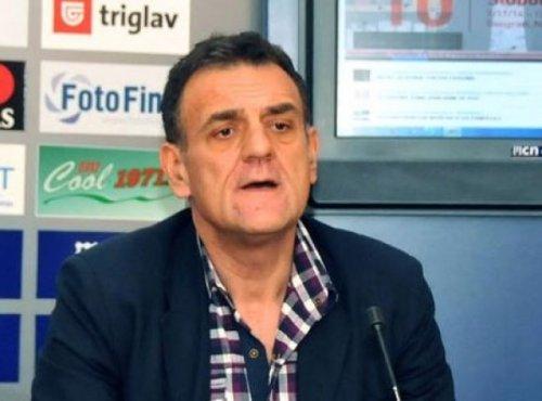 Dušan Projović, potpredsednik Košarkaškog saveza Srbije