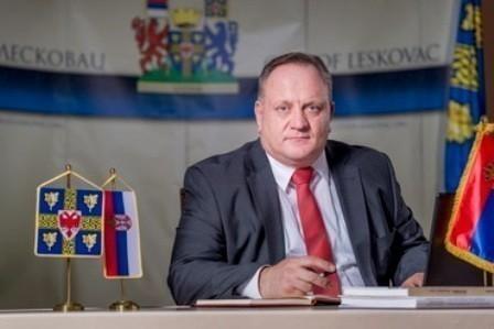 Vlast u Leskovcu ostaje ista: Cvetanović gradonačelnik