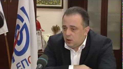 Nakon informativnog razgovora Novaković uhapšen zbog sumnje da je umešan u korupciju