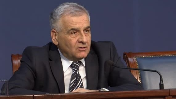 Миладин Ковачевић, РЗС