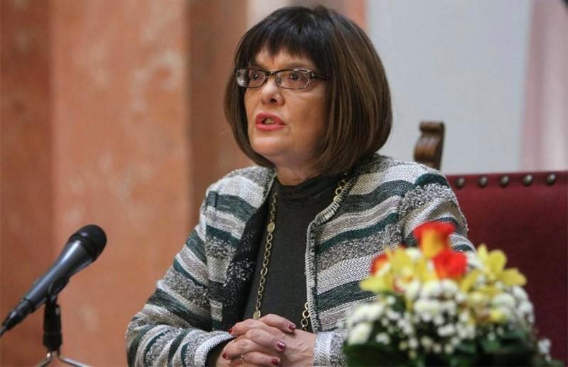 Maja Gojković, FoNet/Zoran Mrđa