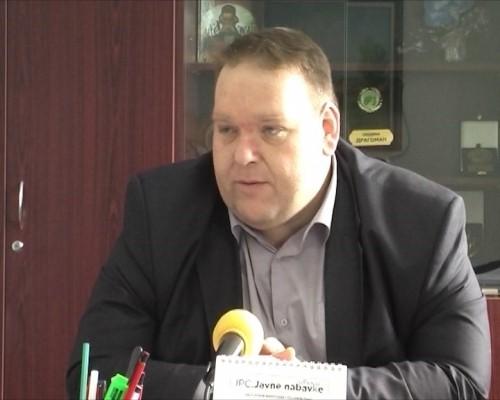Bojan Nešić: Svu snagu usmeriti na infrastrukturu u narednom periodu!