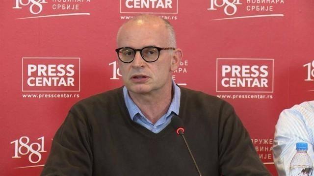 Miodrag Stojković u istom danu razrešen i vraćen na mesto šefa katedre