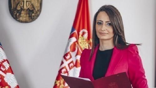 Министар правде Нела Кубуровић у посeти Казнено-поправном заводу у Нишу