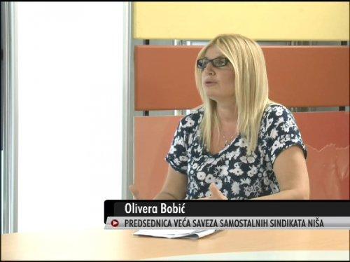 """Bobić: """"Država vrlo često namešta podatke o povećanju broja zaposlenih"""" (video)"""