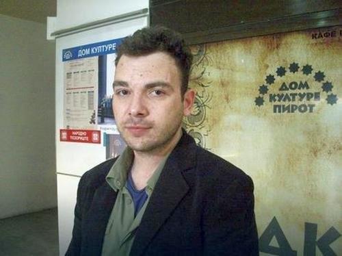 Aleksandar Aleksić Foto: Zoran Panić / RAS Srbija