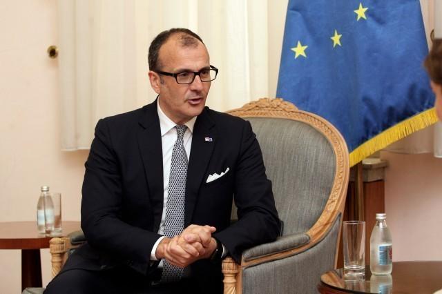 Амбасадор Сем Фабрици ће посетити Алексинац и Ниш