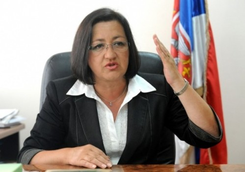 Ministarka Snežana Bogosavljević
