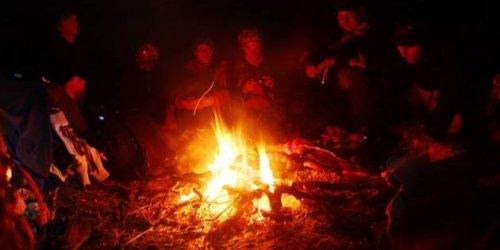 Логорска ватра, Фото: Илустрација