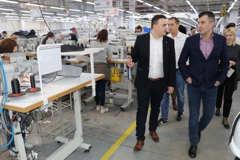 """Ускоро отварање новог погона компаније """"Маgna seating"""" у Алексинцу"""