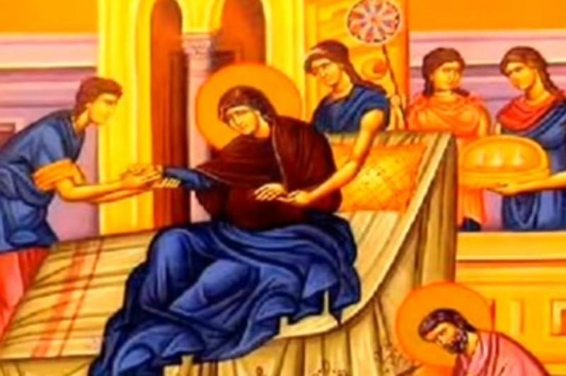 Danas je Mala Gospojina - Rođenje Presvete Bogorodice