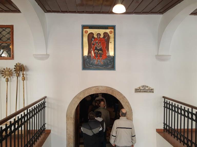 Letnji Aranđelovdan, slava malog Sabornog hrama u Nišu