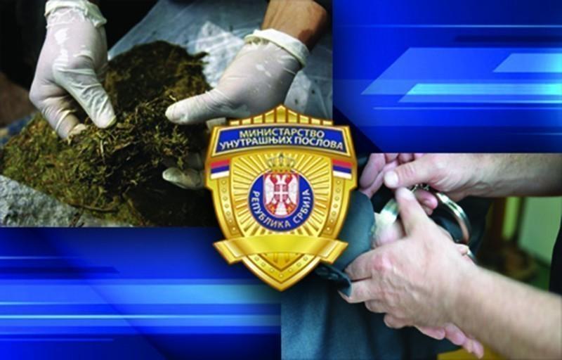 Leskovčanin osumnjičen za trgovinu drogom