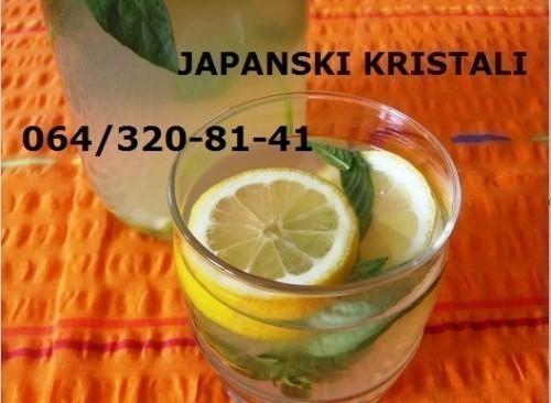 Vodeni kefir, JAPANSKI KRISTALI, TIBICOS