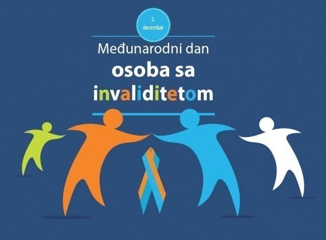 Данас је Међународни дан особа са инвалидитетом
