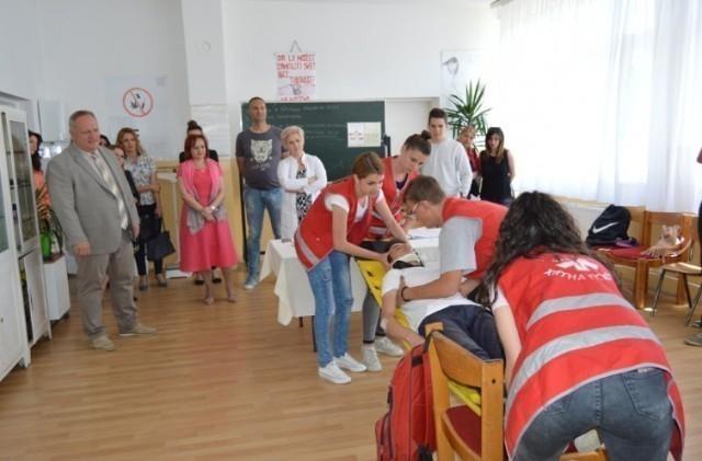 Zapaženi rezultati Medicinske škole u Leskovcu